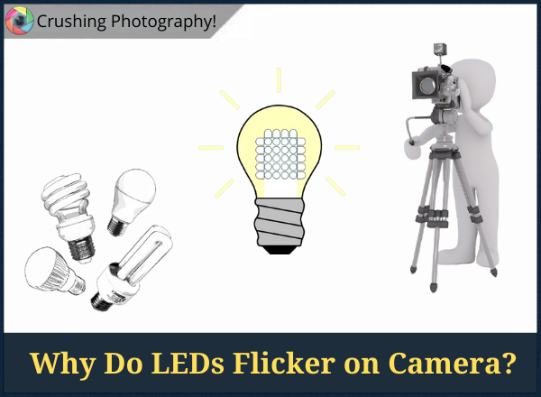 Why Do LED Lights Flicker on Camera & Video?